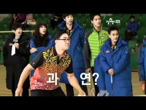 2012 Lee yong dae break watermelon