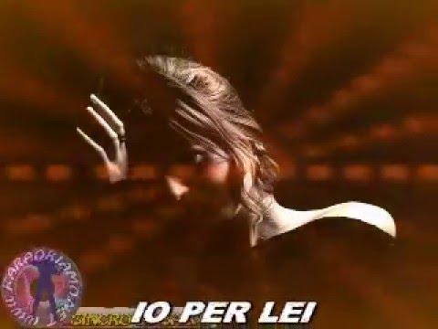 Camaleonti - Io per lei (karaoke fair use)