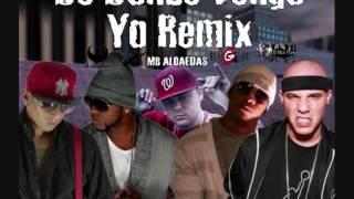 MB Alqaeda Ft Pacho, Kendo Kaponi, Ñengo Flow - De Donde Vengo Yo Remix
