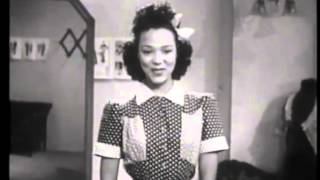 "Dorothy DANDRIDGE ""Zoot Suit"" (1942) !!!"