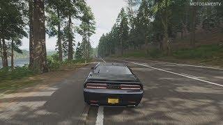Forza Horizon 4 - 2018 Dodge Challenger SRT Demon Gameplay