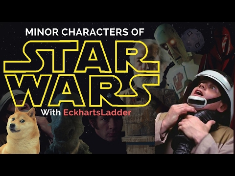 Minor Characters of Star Wars Episode 1: Captain Raymus Antilles