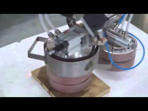 Оборудование для производства колес с полиуретановым покрытием