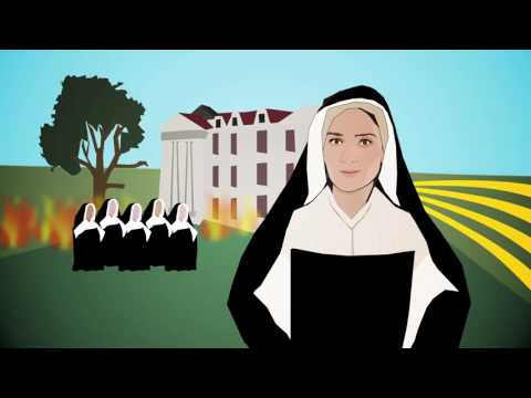 Obscure Saint: St. Théodore Guérin