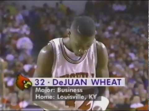 1995 - Louisville vs #5 Kentucky - Full Game