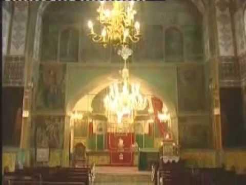 Հայերն Իրանում. Isfahan .Armenian Churches and Armenians in Iran.mp4