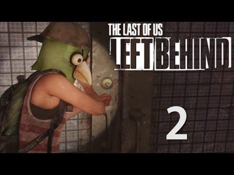 left behind игра