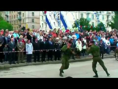 Marines Russia (The city of Arkhangelsk)