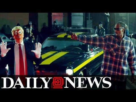 President Trump Praised Snoop Dogg Before 'Gun' Music Video