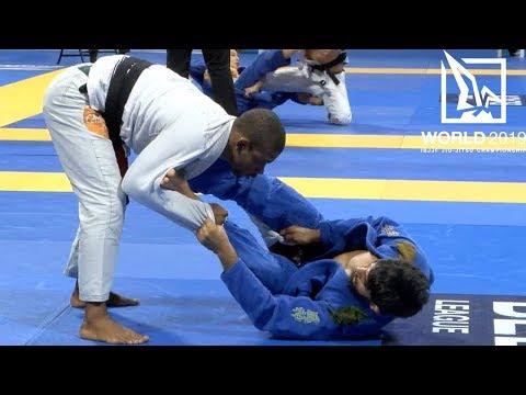Hiago George VS Pedro Dias / World Championship 2019