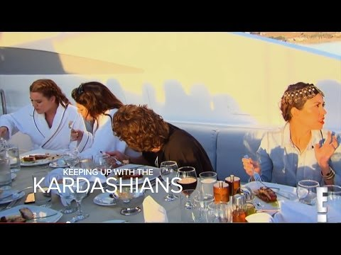 KUWTK  Brody Jenner Placed in Awkward Position  E!