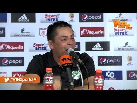 ¡Habla Héctor Cárdenas, tras el triunfo 0-1 de Cali sobre América!
