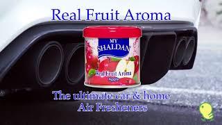 The Ultimate Driving Machine Deserves The Ultimate Car Air Freshener - MY SHALDAN