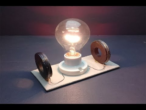Free energy electricity