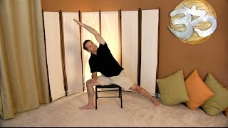 Basic Chair Yoga