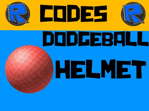 Roblox codes for dodgeball
