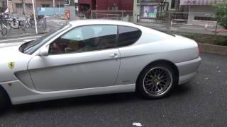 フェラーリ456 動画6