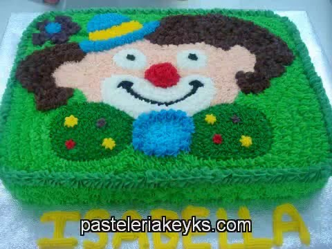 ver tartas de cumpleaos infantiles