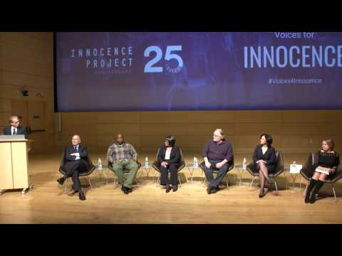 Voices for Innocence Panel