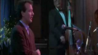 Groundhog Day scene - Bill Murray - Phil