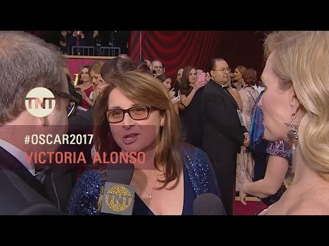 #Oscar2017 | Victoria Alonso