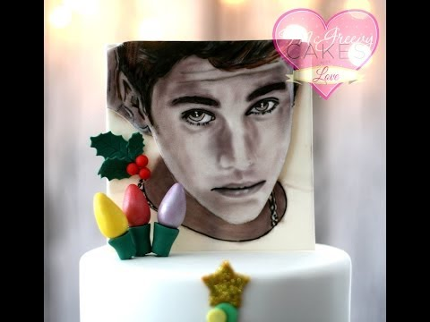 Painting on Fondant; A McGreevy Cakes Tutorial