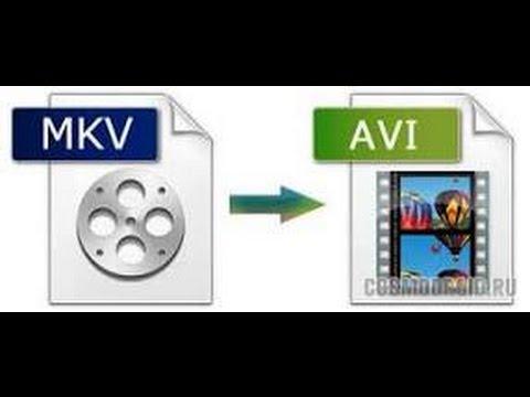 Как изменить формат видео ! AVI,Звуковой формат и т.д