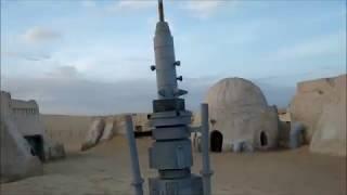 Джипинг продолжается - эпизод Звёздные Войны Татуин место где снимали в САХАРЕ