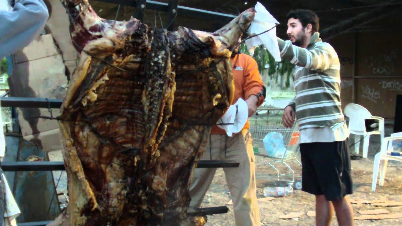 Moviendo la vaca al asador youtube - Como cocinar las setas lengua de vaca ...