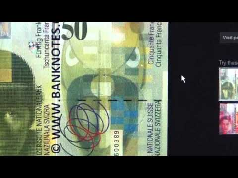 REPTILIAN LIZARD MONEY & ALIEN BILLS OF THE SWISS TEMPLAR NAZI BANKS OF SWITZERLAND