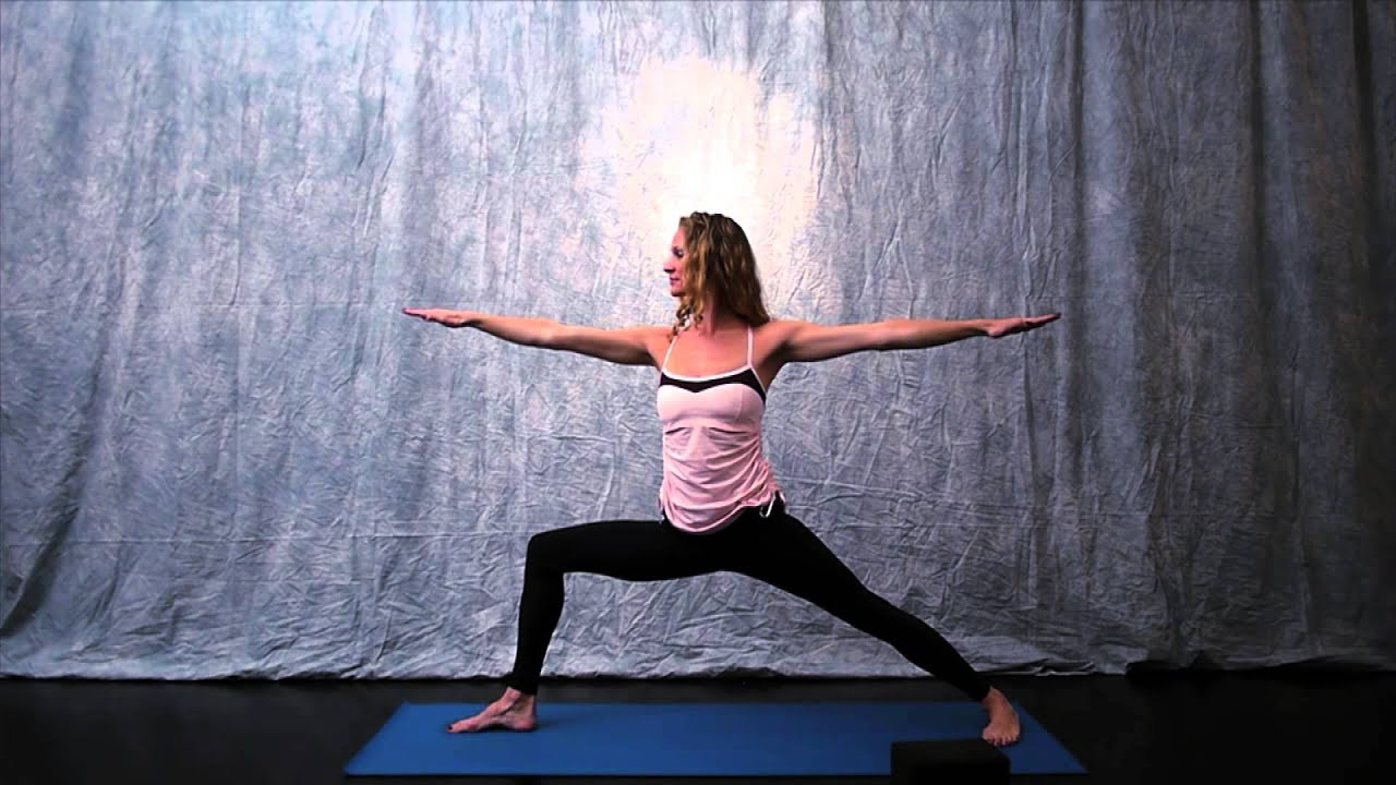 Yoga Moves With Alan Finger