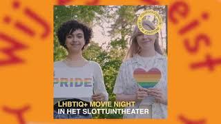 LHBTIQ+ film in 't Slottuintheater
