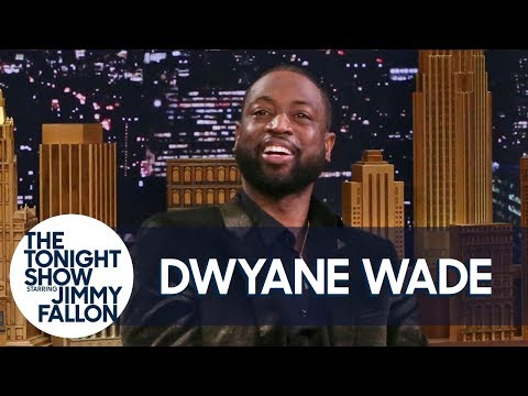 C-Rob Blog (58472) - Dwayne Wade On Falling On John Legend