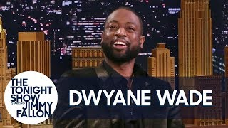 Dwyane Wade Reacts to That Photo of Him Fa