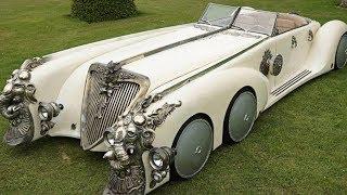 Самые НЕОБЫЧНЫЕ и СТРАННЫЕ автомобили в мире // The most unusual shocking crazy CARS (Full HD)