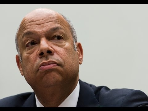 Homeland Security Secretary Testifies on Obama Immigration Action