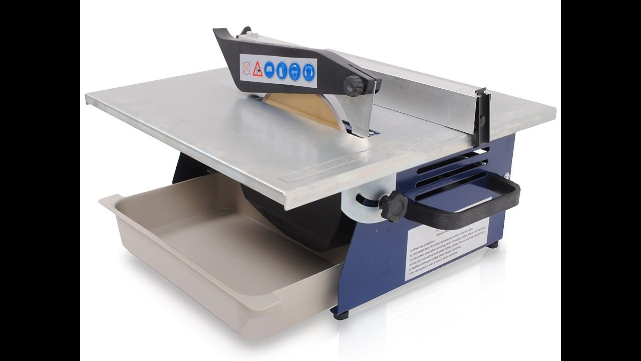 450w Electric Tile Cutter From Uk Performance Parts