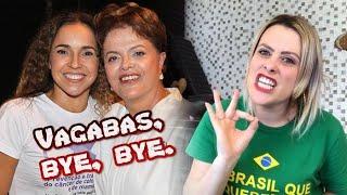 Daniela Mercury  Cala Boca  Diaba  #elanão