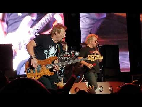Martha Quinn - Sammy Hagar & The Circle Cover Van Halen At Opening Night Of Tour