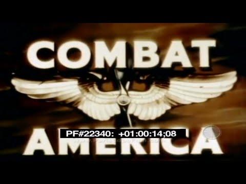COMBAT AMERICA - WWII , Clark Gable , Bob Hope 22340
