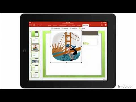 Introducing Microsoft PowerPoint For IPad | Office For IPad | Lynda.com