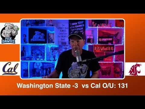 Washington State vs Cal 2/18/21 Free College Basketball Pick and Prediction CBB Betting Tips