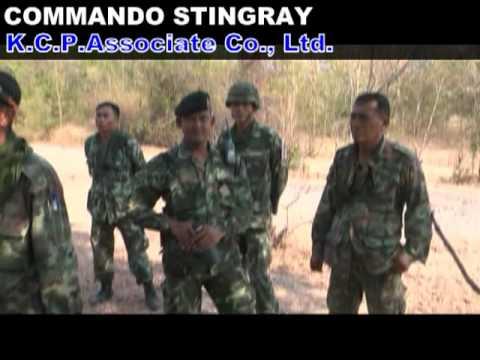 Tank Firing - Commando Stingray ม.พัน.26