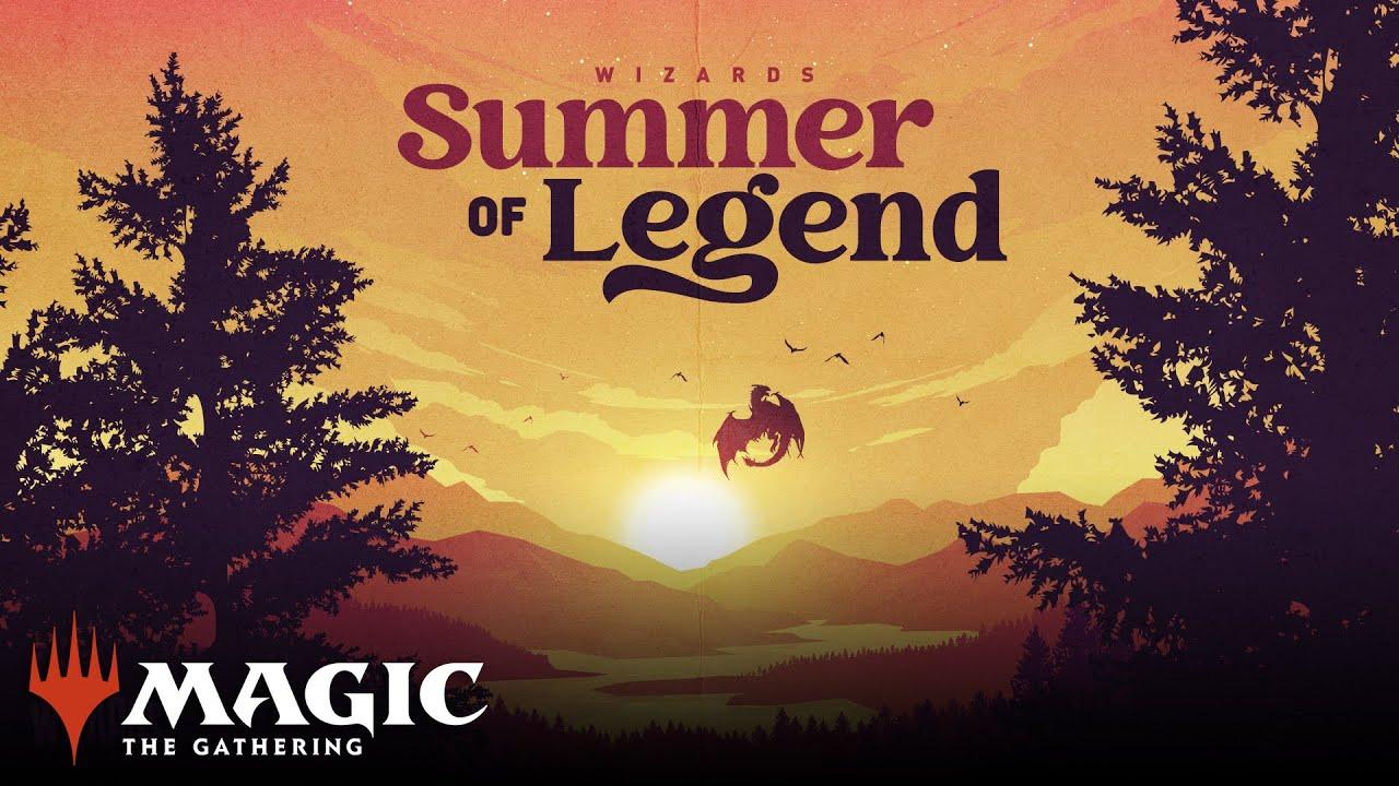 Weekly MTG   Summer of Legend