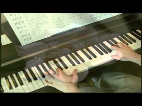 San Francisco (Scott McKenzie)    Piano
