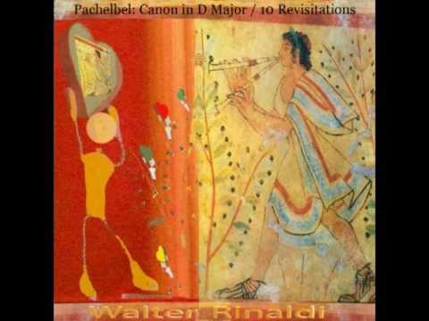 Pachelbel - Canon in D Major for Organ - Organ: Walter Rinaldi