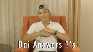 video thumbnail of Daijiro Yoshihara wants to be an Uber Driver - Random Fan Questions - Controlled Chaos Bonus