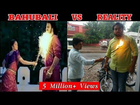 Bahubali VS Reality   Bahubali 2 Spoof   Expectation vs Reality   BigBoyzTeam