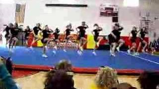 Thunder Elite Open All Star Cheerleading Team CI Competition