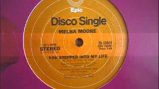 Melba Moore - You Stepped Into My Life